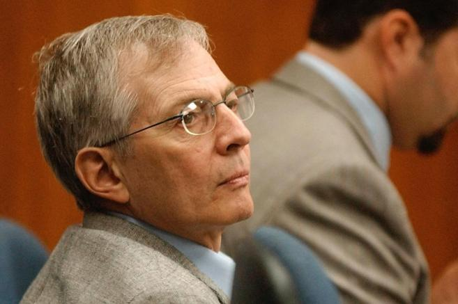Robert Durst durante un juicio en 2001.