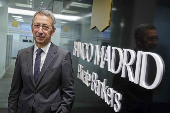 El ex presidente de Banco Madrid