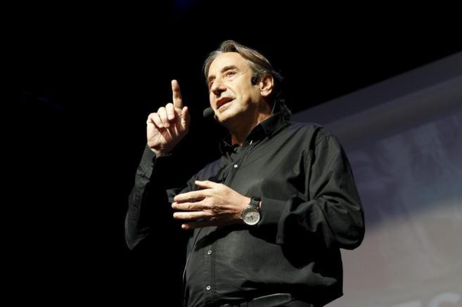 Juanjo Puigorbé, en un acto reciente
