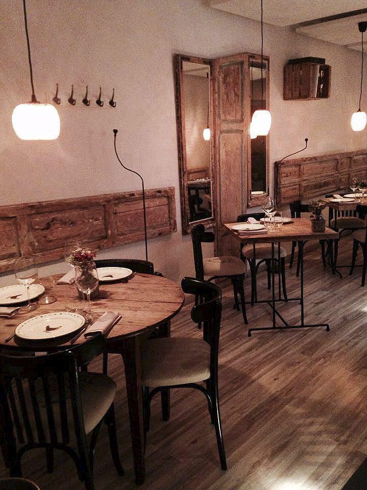 8. Restaurante Triciclo. Para reservar una cena para el sábado hay...