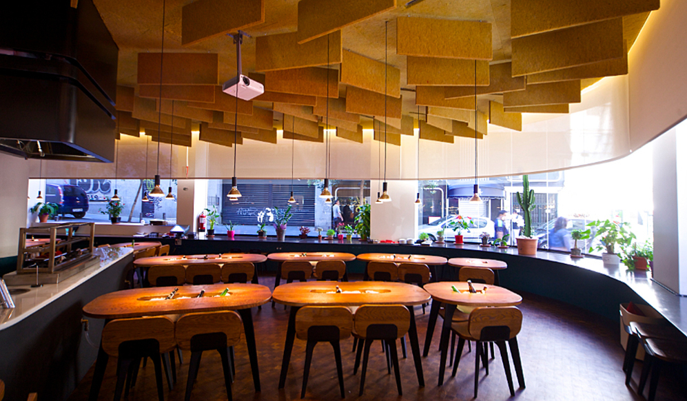 7. Yakitoro, el restaurante del televisivo chef Alberto Chicote. 2 de...