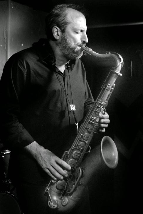 El saxofonista neoyorquino Bob Sands ha hecho de Madrid su fortín...