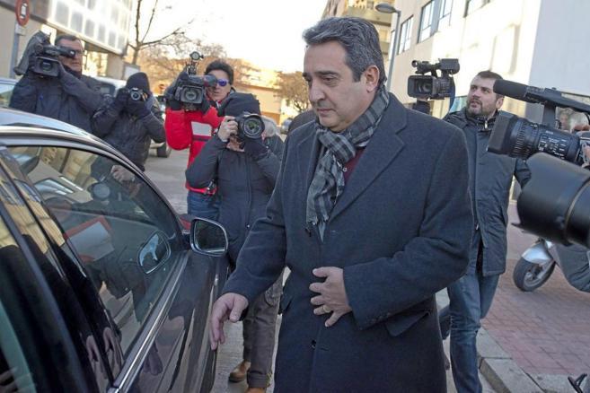 Manuel Bustos, en una foto de archivo