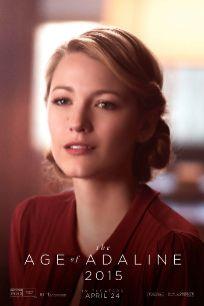 2015: la edad en la que la actriz Blake Lively coincide con su...