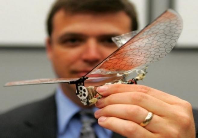Imagen de los drones publicada en el periódico digital 'al...