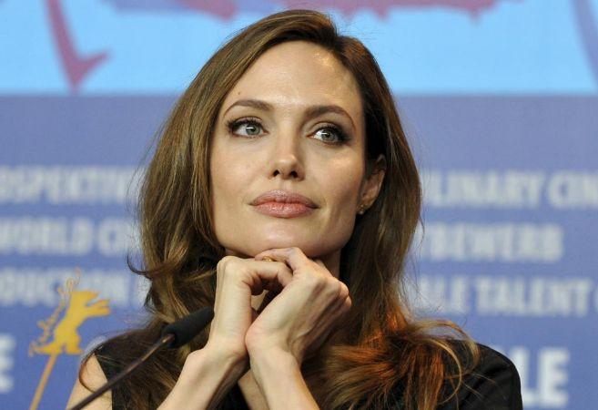 Angelina Jolie en la 62 edición de la Berlinale.