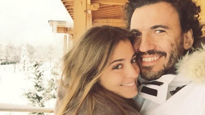 Gabriela Palatchi y Ediz Elhadef, en una imagen reciente.