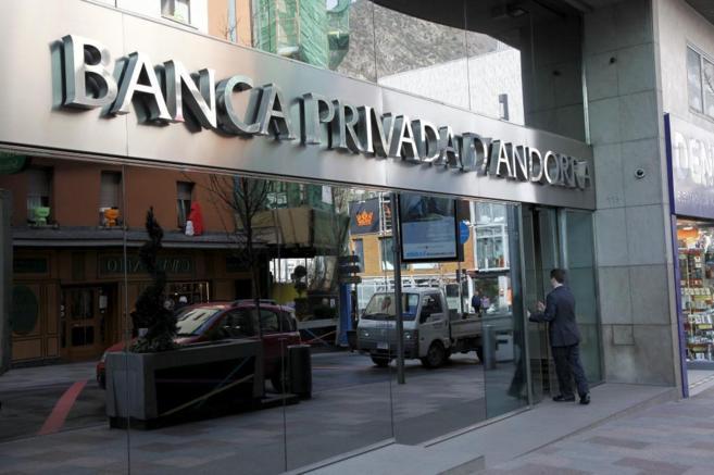 Sede de Banca Privada d'Andorra en Andorra la Vella