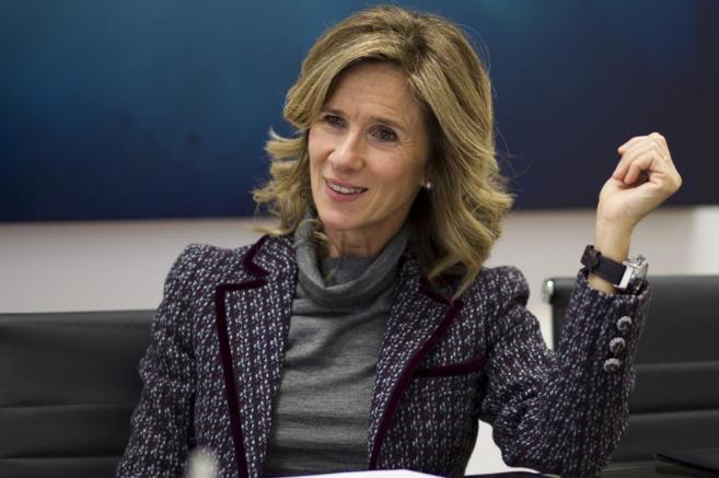Cristina Garmendia, ex ministra y nueva consejera de Gas Natural.