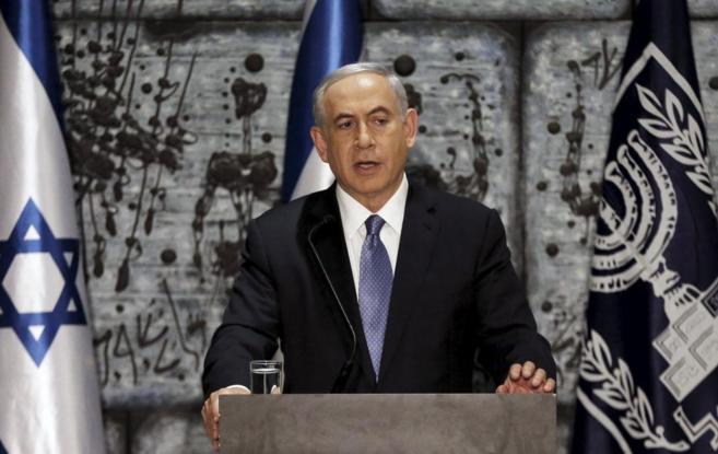 El primer ministro israelí, Benjamin Netanyahu, asumió su tercer...