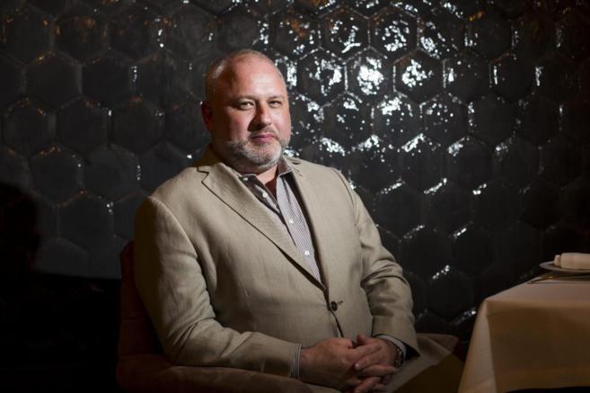 El Consejero Deleado de Ve Interactive, David Brown.