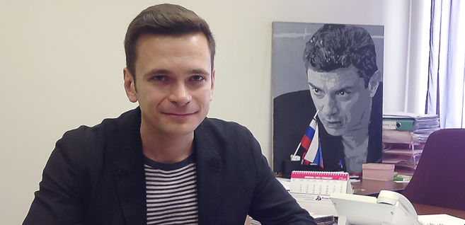 Ilya Yashin.
