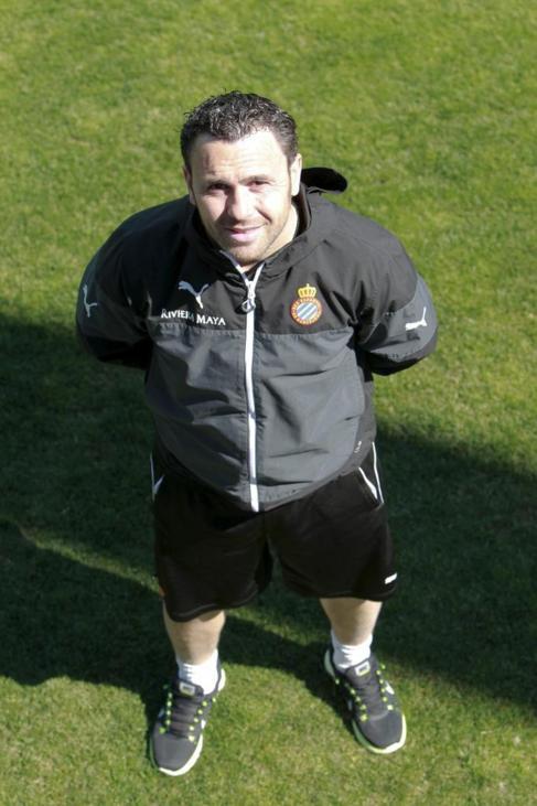 Sergio González.