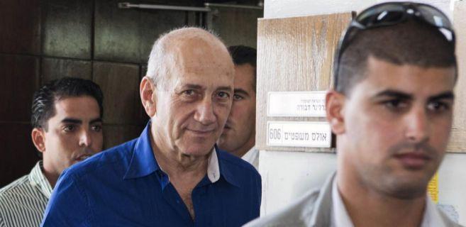 El ex primer ministro israelí, Ehud Olmert, en una imagen de 2014.