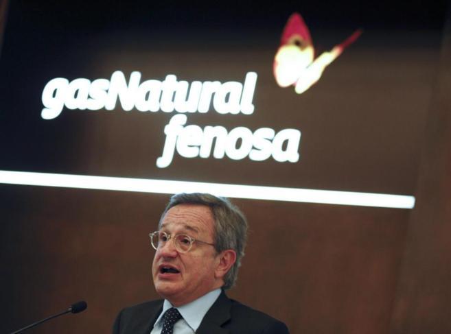 El consejero delegado de Gas Natural Fenosa, Rafael Villaseca