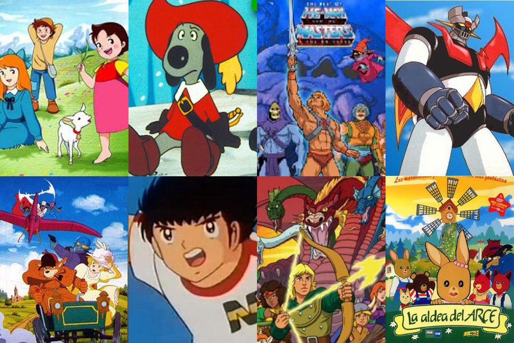 Aquellos Maravillosos Dibujos Television El Mundo