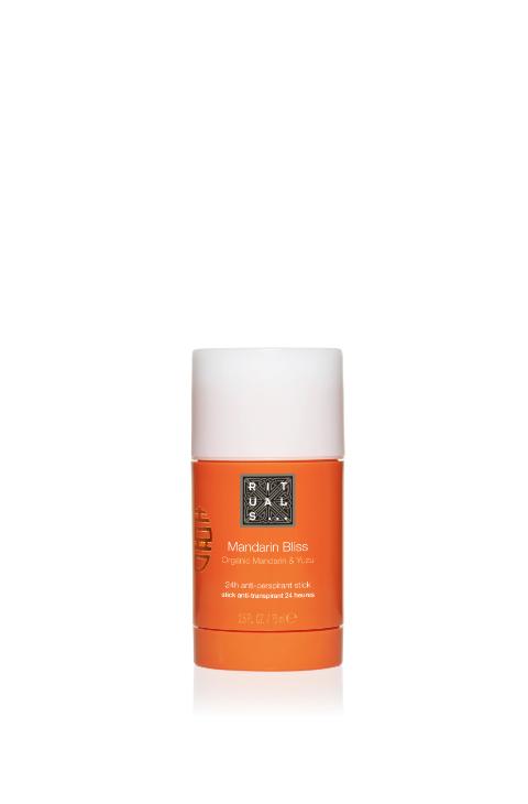 Desodorante Calmante en Stick (8,55 euros), de Rituals. Cuida la piel...
