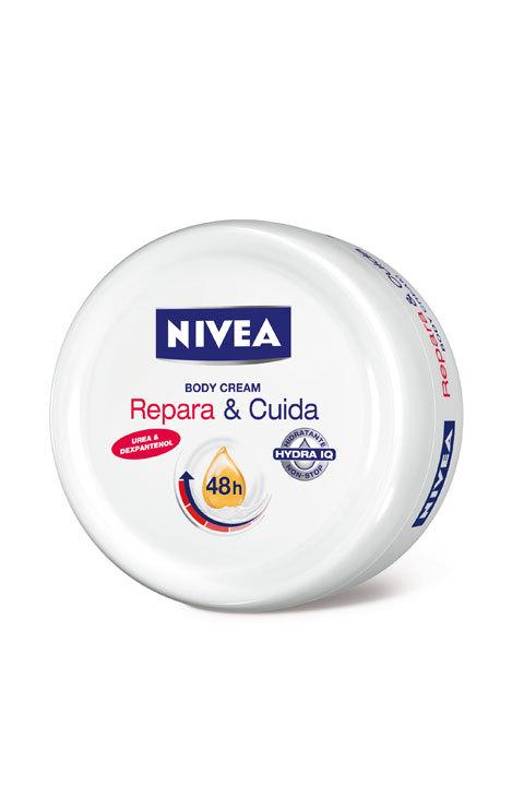 Crema Corporal Repara y Cuida (4,99 euros), de Nivea. Un clásico en...