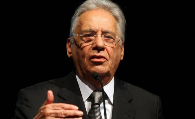 El ex presidente brasileño Fernando Cardoso