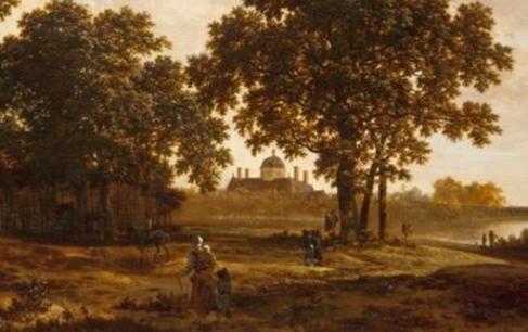 'El bosque de La Haya', de Joris van der Haagen.