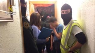 Fotograma del vídeo de la operación