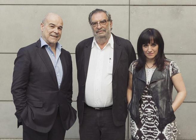 Antonio Resines. Enrique González Macho. Judith Colell, la última...