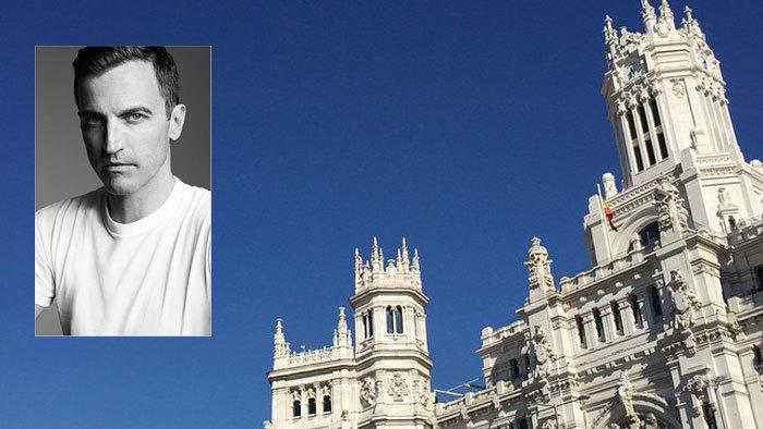 Foto del Palacio de Comunicaciones (sede del Ayuntamiento) que Nicolas...