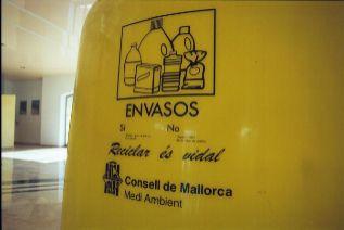 El bisfenol A está presente en muchos envases.