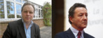El economista Daniel Lacalle e Íñigo Henríquez de Luna, director de...