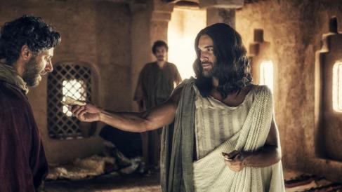 Una imagen de 'A.D.: The Bible Continues'.