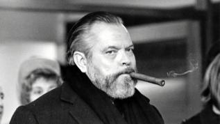 El director de 'Ciudadano Kane', Orson Welles.