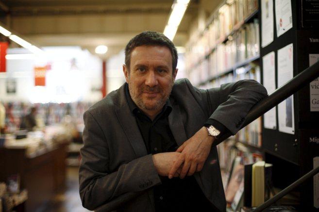 El escritor madrileño Luisgé Martín.