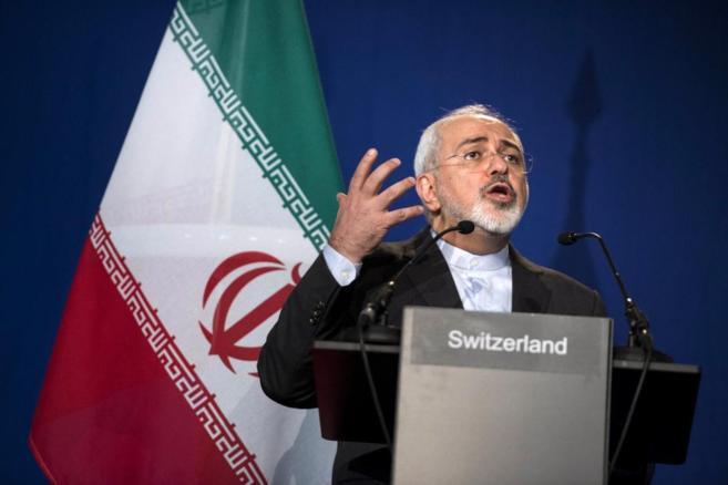 El ministro de Exteriores iraní Javad Zarif.