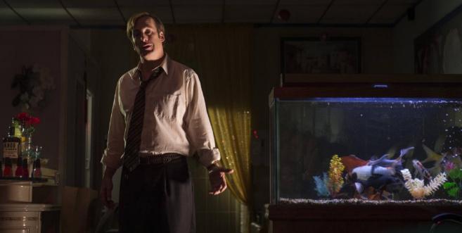 El actor Bob Odenkirk, en una escena de la serie 'Better Call Saul'.