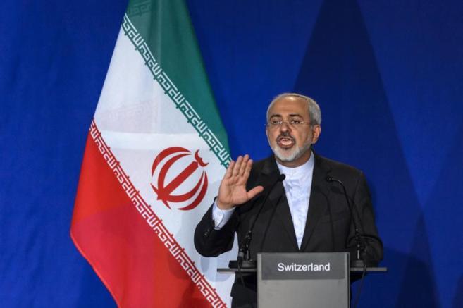 El ministro de Asuntos Exteriores iraní Javad Zarif.