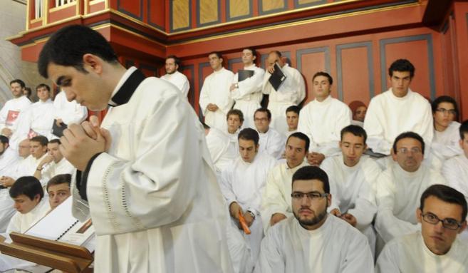 Seminaristas en España