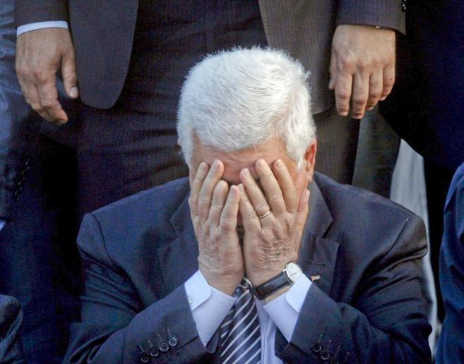 El presidente palestino, Abu Mazen.