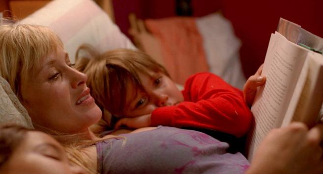 Patricia Arquette en una escena de la película 'Boyhood'.