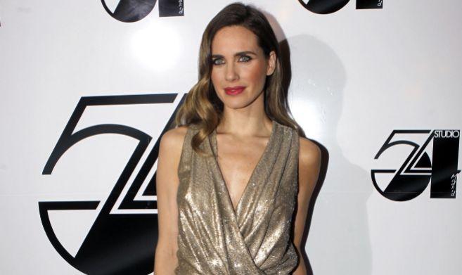 La actriz, en una imagen reciente.