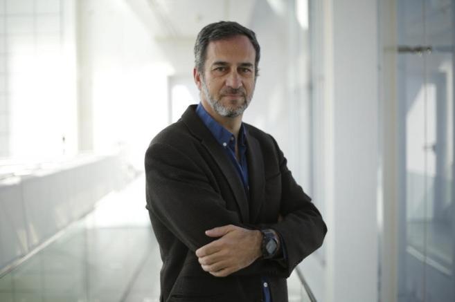 Carlos Garbi, uno de los socios fundadores de la empresa Natural...