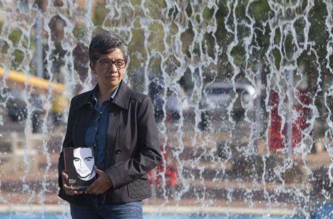 Elia Baltazar, periodista mexicana del colectivo Periodista de a Pie.