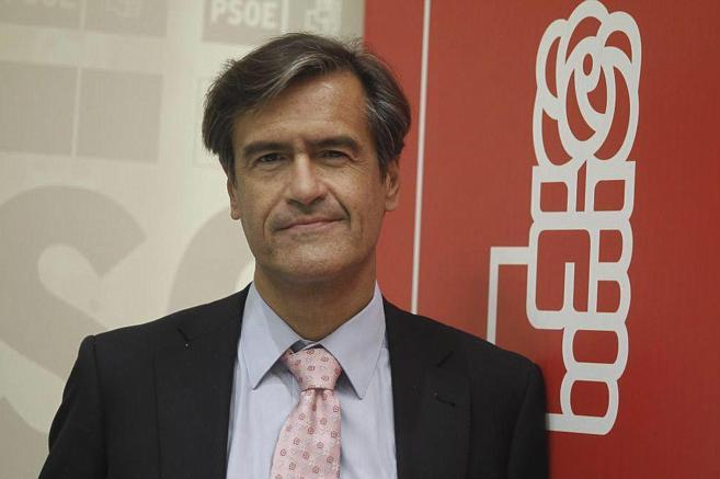 El eurodiputado canario del PSOE, Juan Fernando López Aguilar.