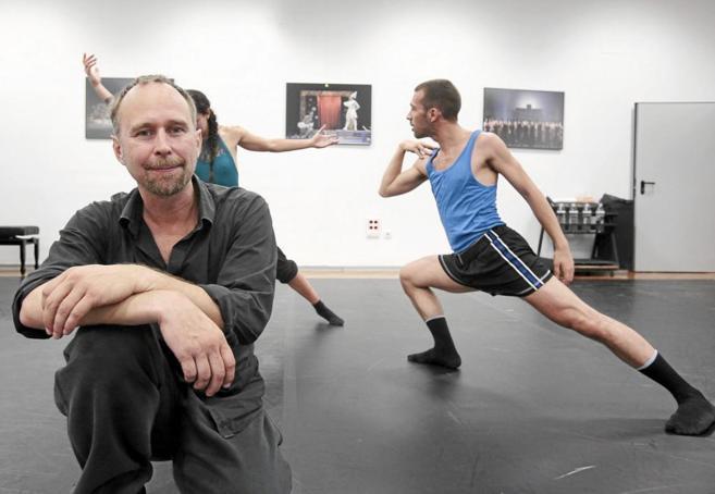 Johan Inger, coreógrafo de 'Carmen', que se estrena este...
