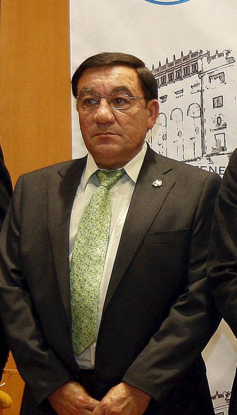 El ex jugador del Valencia Pepe Carrete.