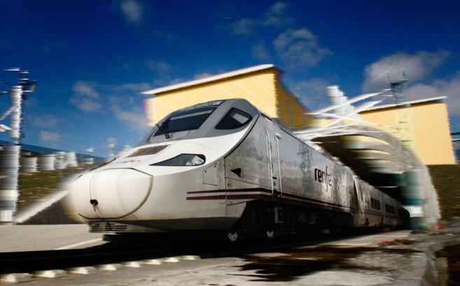 Trenes de alta velocidad de Adif