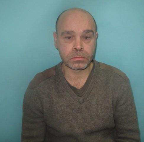 Richard Tobin, fotografiado por la Policía de Londres.