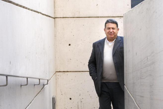El director de Investigación y Ciencia Computacional del CERN, Sergio...