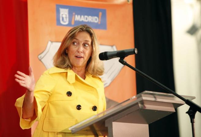 Concepción Dancausa, nueva delegada del Gobierno de Madrid.