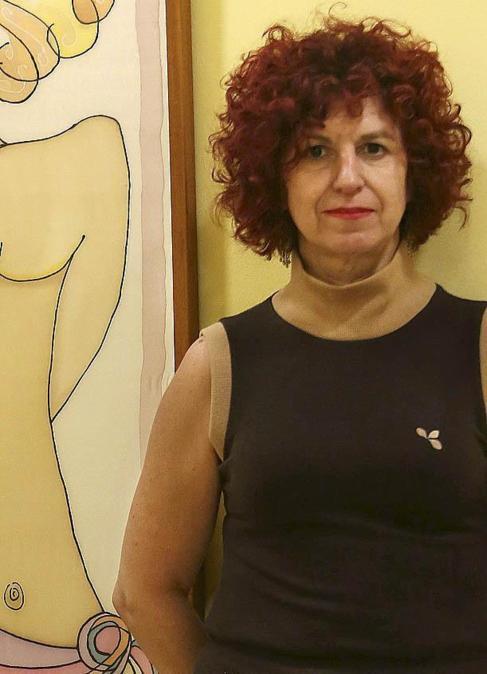 Eva Rodríguez, vicepresidenta de la Asociación de Clínicas...
