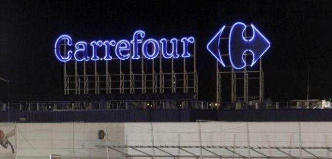 Establecimiento de Carrefour en Madrid
